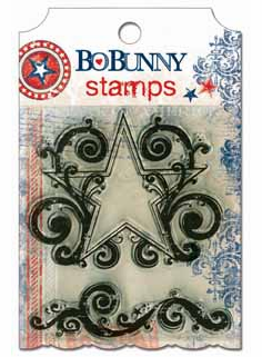Bo Bunny: Liberty - Clear Stamps (S/O)