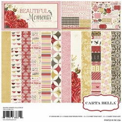 Carta Bella Beautiful Moments Collection Kit 12x12 (S/O)