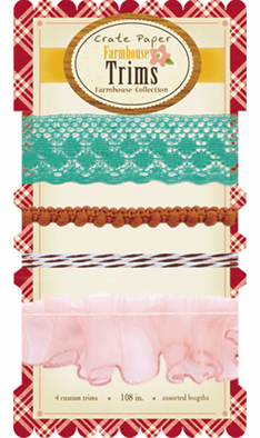 Crate Paper - Farmhouse - Trims
