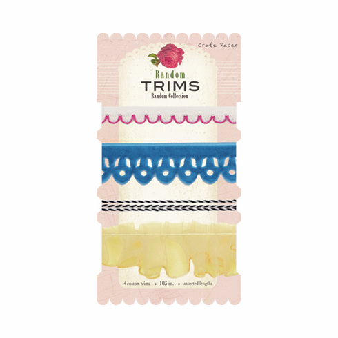 Crate Paper: Random - Trims