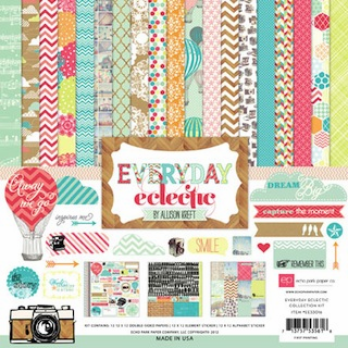 Echo Park Paper: Everyday Eclectic - Collection Kit 12x12 (S/O)