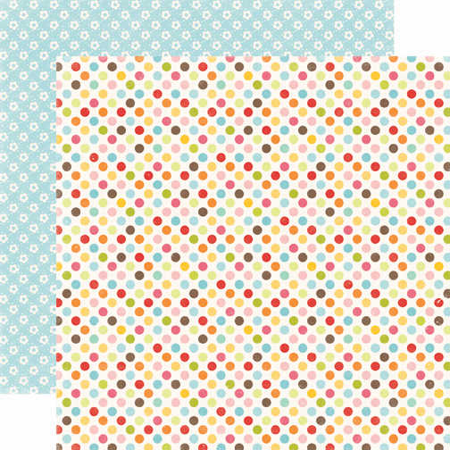 Echo Park Paper: Hello Summer - Dots Everywhere