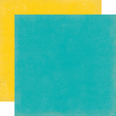 Echo Park Paper - Scoot - Teal/Yellow