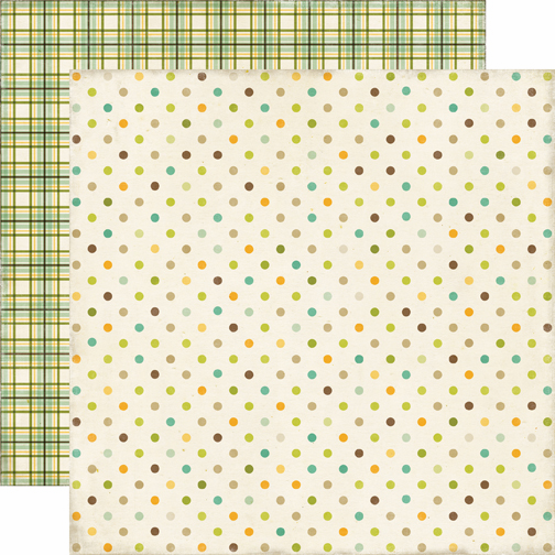Echo Park Paper: This & That Charming - Dots & Plaid