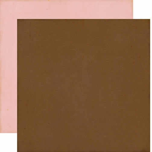 Echo Park Paper: This & That Graceful - Brown/Light Pink