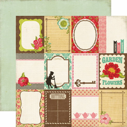 Echo Park Paper: This & That Graceful - Journaling Cards