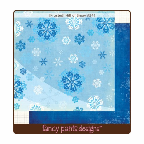 Fancy Pants: Frosted - Hill of Snow - S/O