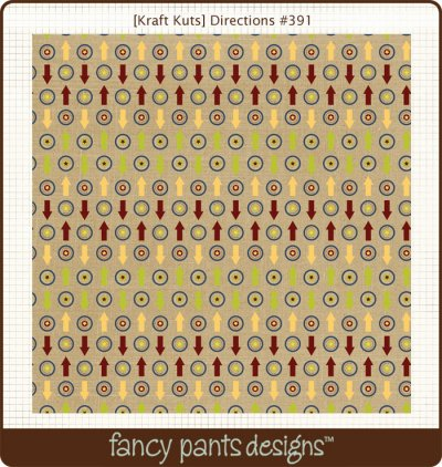 Fancy Pants - Kraft Kuts - That Boy Directions