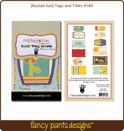 Fancy Pants: Rusted Sun - Tags and Titles