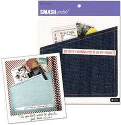 K & Company: SMASH Collection - Folder Pockets - S/O
