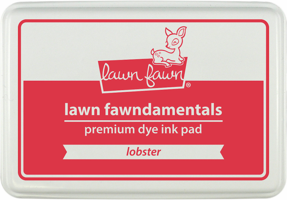 Lawn Fawn Lobster Ink Pad (S/O)