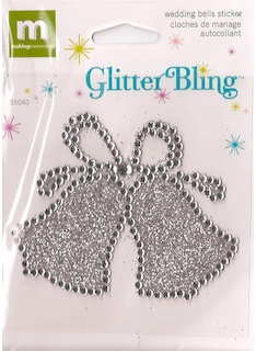 Making Memories: Glitter Bling - Wedding Bells (E)