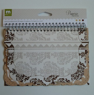 Making Memories: Spiral Journaling Book - Paperie Mocha (E)