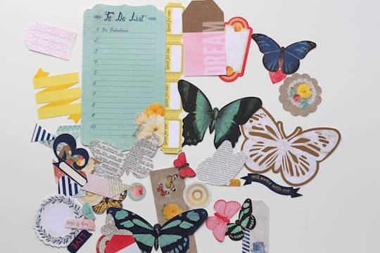 Noteworthy (Die Cut Pieces)
