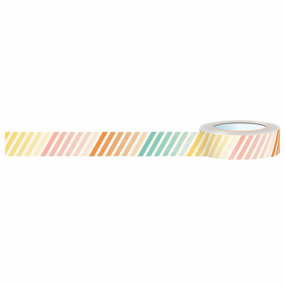 October Afternoon - Daily Flash - Washi Tape - Tropical Sherbet (S/O)