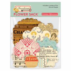 October Afternoon: Farmhouse - Flower Sack  - S/O