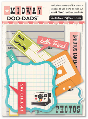 October Afternoon - Midway - Doo-Dads (S/O)