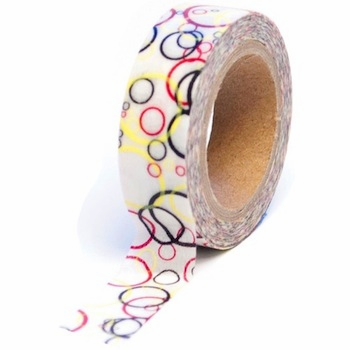 Queen & Co - Trendy Tape - Bubbles Magic