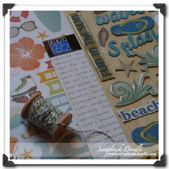 Scrapbook Kit - Paradise Found - SOLD OUT