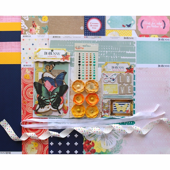 Scrapbook Kit - Sweet Life
