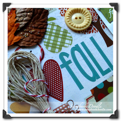 Scrapbook Kit - Thankful - SOLD OUT