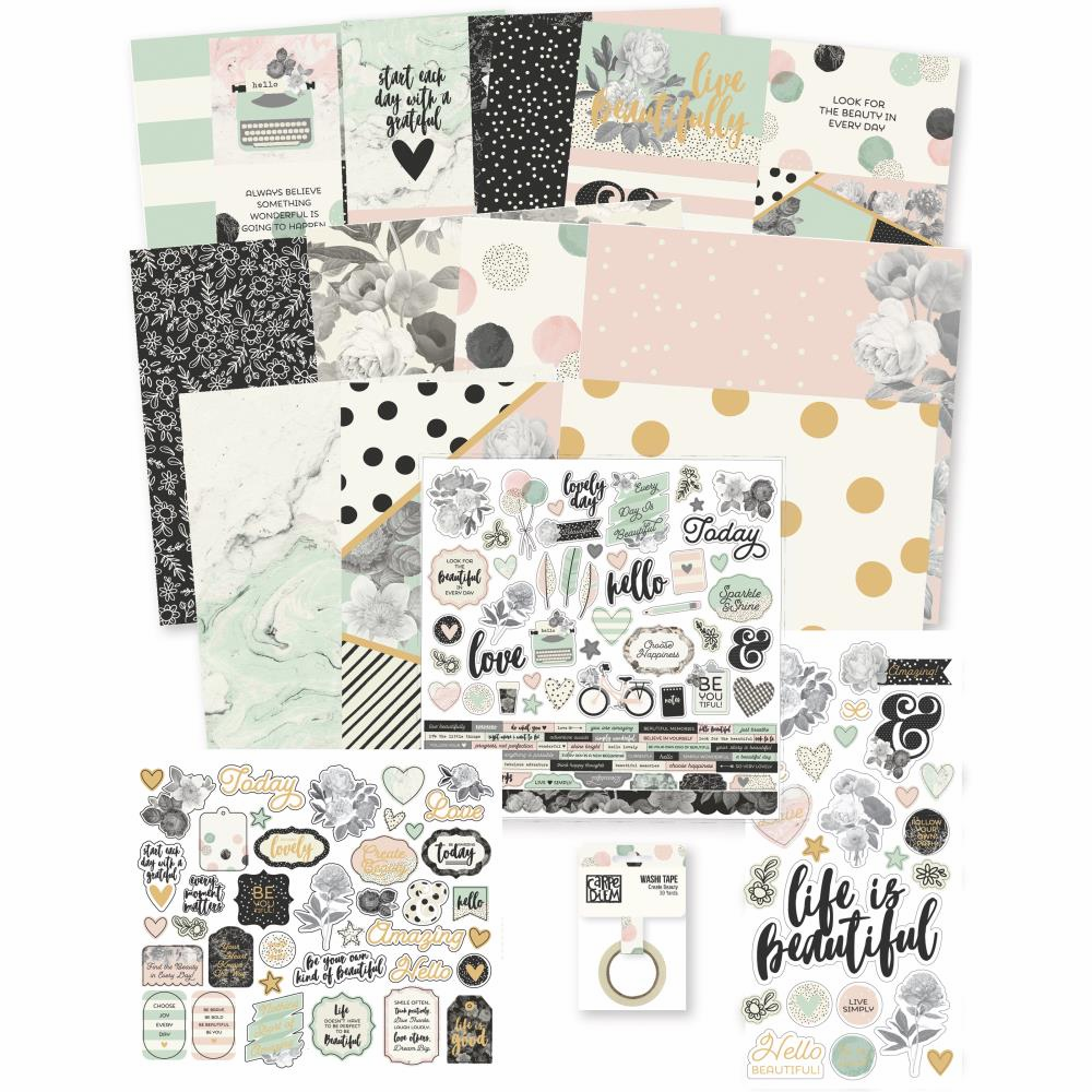 Simple Stories Beautiful Collector's Essential Kit