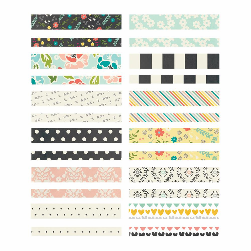 Simple Stories I Am Washi Paper Tape (E*)
