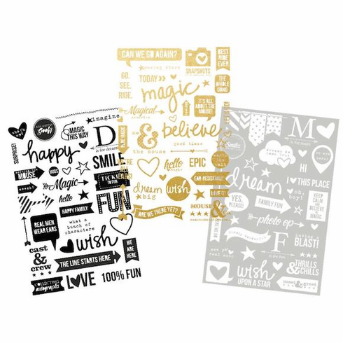 Simple Stories - Say Cheese II - Photo Stickers (E*)