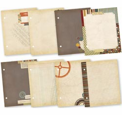 Simple Stories: This & That Journal/Scrapbook Pages - Awesome - S/O