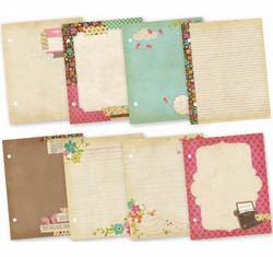 Simple Stories: This & That Journal/Scrapbook Pages - Fab-U-Lous - S/O