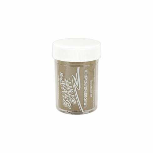 Stampendous: Detail Embossing Powder .5 Ounce - White Opaque