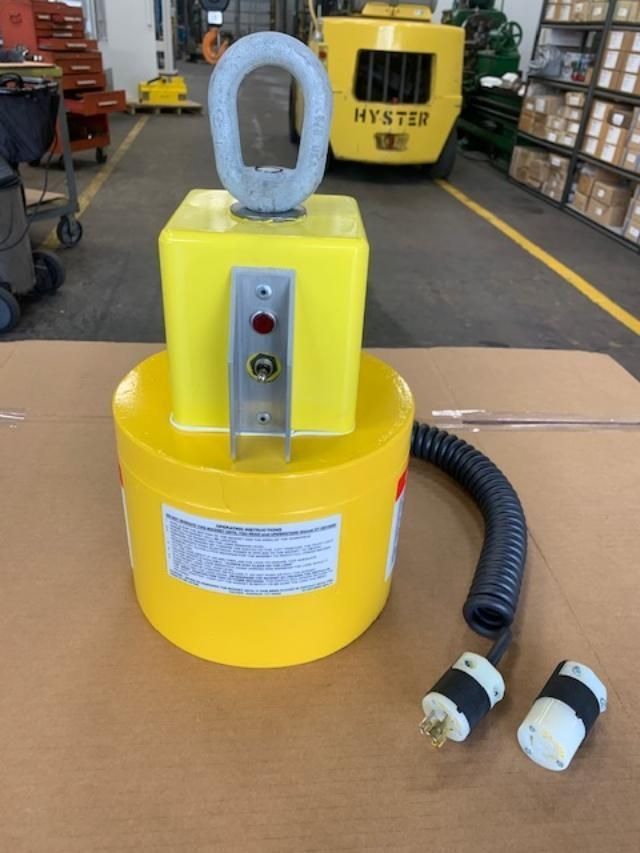 "Walker 9"" Remanufactured Electromagnet"