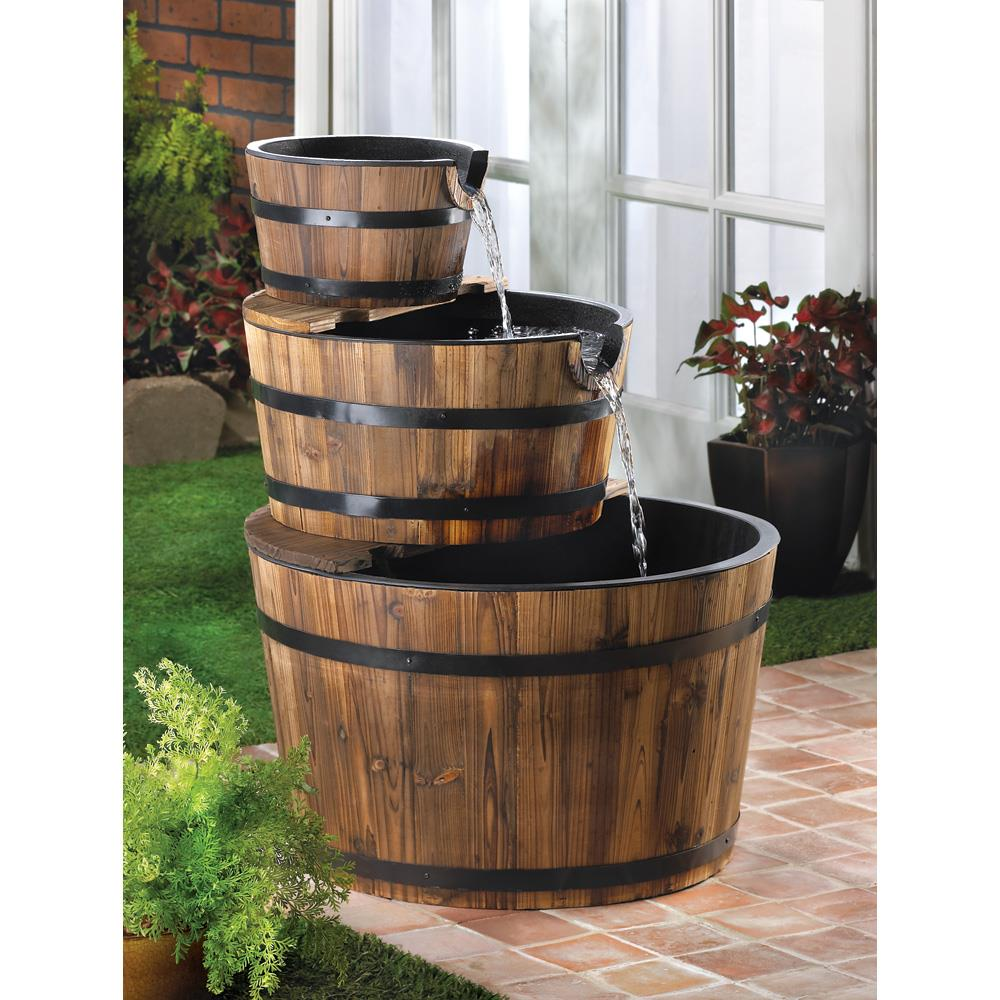 Home Decor Fountain: Apple Barrel Fountain Wholesale At Koehler Home Decor