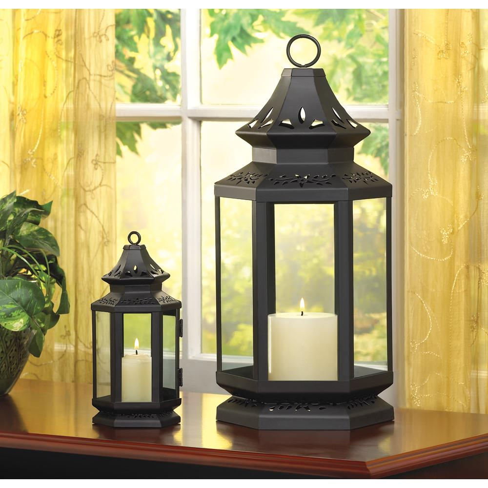 Black Stagecoach Lantern Wholesale At Koehler Home Decor