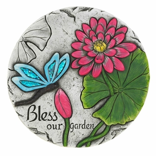 Bless Our Garden Butterfly Step Stone