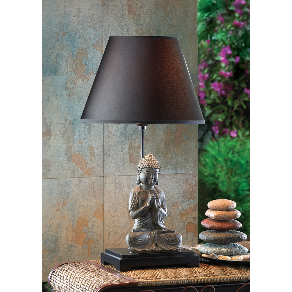 Buddha Table Lamp Wholesale At Koehler Home Decor