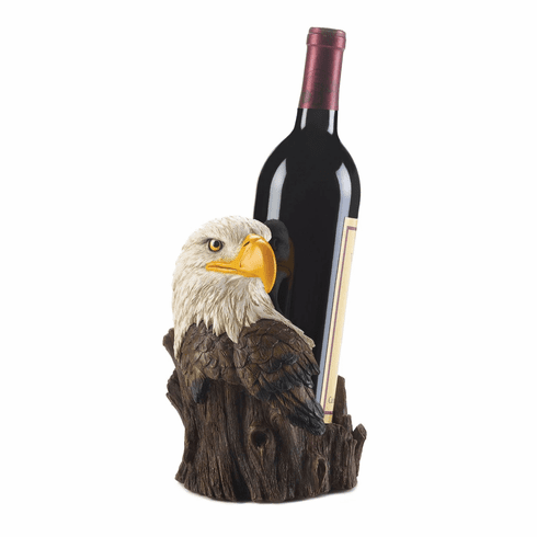 Eagle Wine Bottle Holder