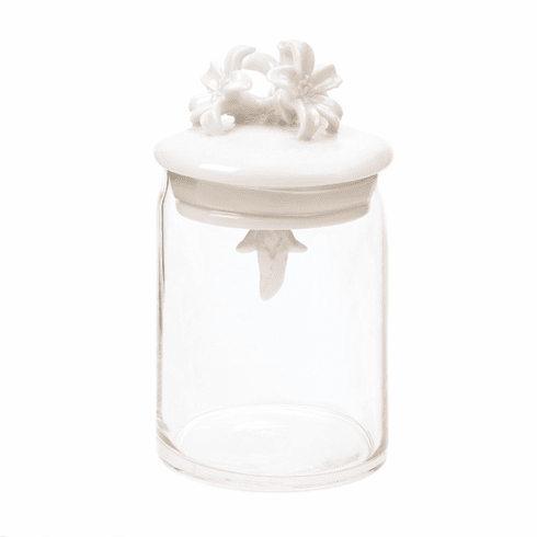 Flower Top Jar