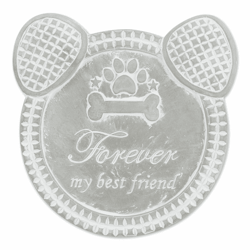 Forever My Best Friend Dog Memorial Stone