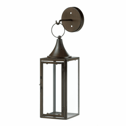 Gatehouse Hanging Candle Lantern