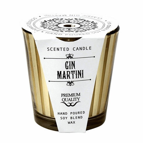 Gin Martini Scented Candle