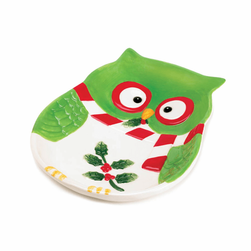 Holiday Hoot Small Plate