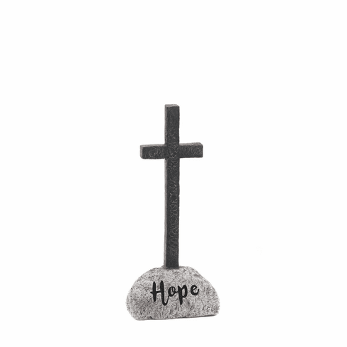 Hope Cross Statue