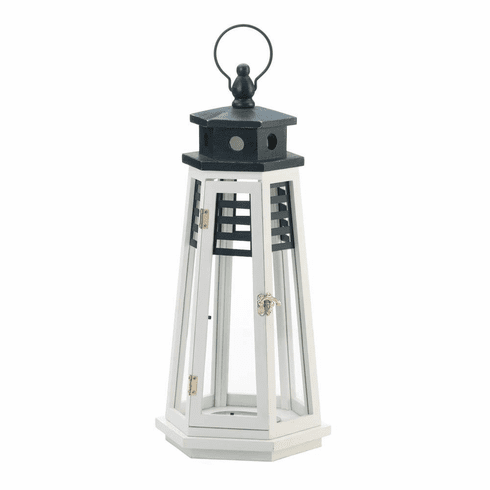 Large Wooden Lighthouse Lantern