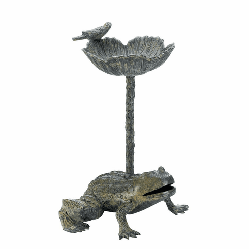 Leap Frog Bird Bath