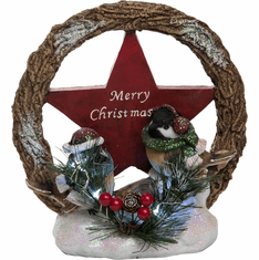 light up christmas bird decoration - Wholesale Christmas Decorations Distributors