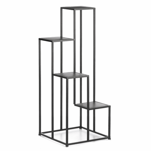 Modern Four Tier Plant Stand