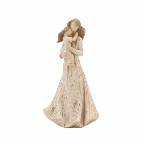 Mother & Daughter Figurine