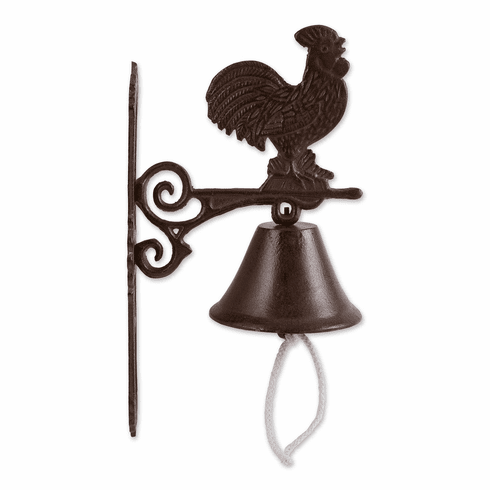 Rooster Cast Iron Bell