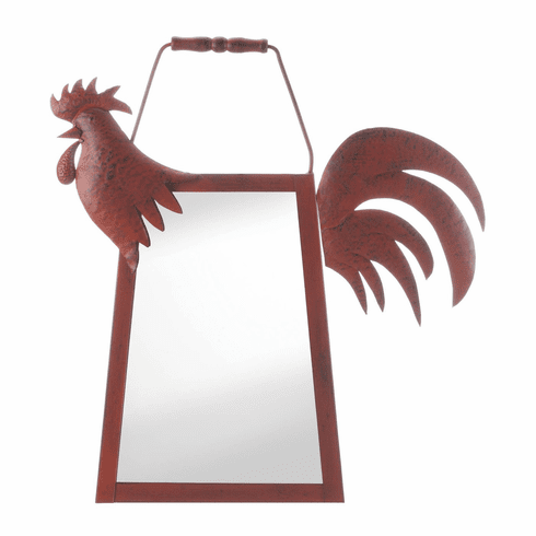 Rooster Mirror